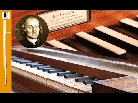 J.Pachelbel - Aria Prima (2 versions!) - Wim Winters, Clavichords