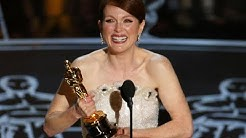 Julianne Moore Winning Best Actress