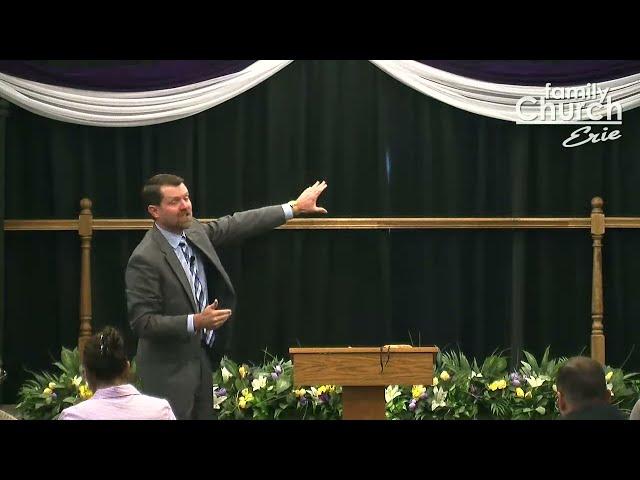The Baptism of the Holy Spirit   Pastor Tim Stahlman // Family Church Erie