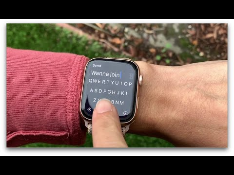 How To Reply To Texts On Your Apple Watch