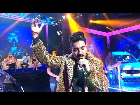 ¡Volvió Ricardo Fort y cantó un tema de Sandro!