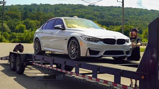 homepage tile video photo for GRANT GOT HIS F80 AND RUDNIK GOT A NEW CAR!