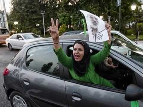 Eyval Eyvale Song for Mir Hossein Moussavi's Support in President Election Iran