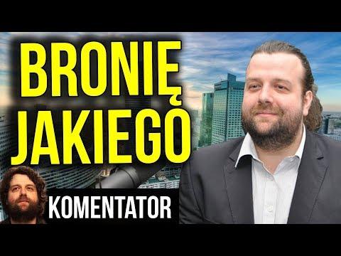 SZOK: Ator Broni Patryka Jakiego z PIS - DLACZEGO? - Komentator Analiza