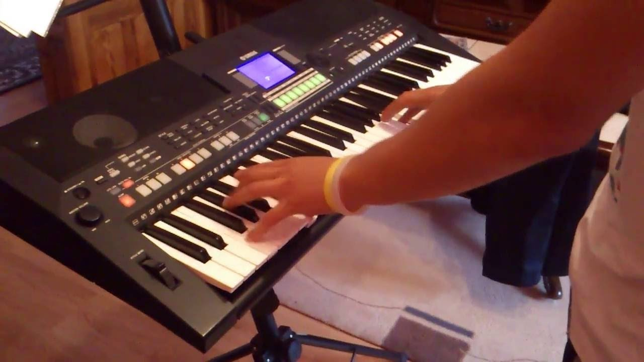 ritmos para teclado yamaha psr s550b gratis
