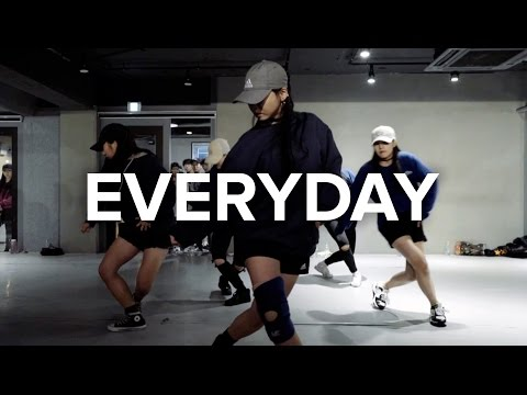 Everyday - Ariana Grande / Sori Na Choreography