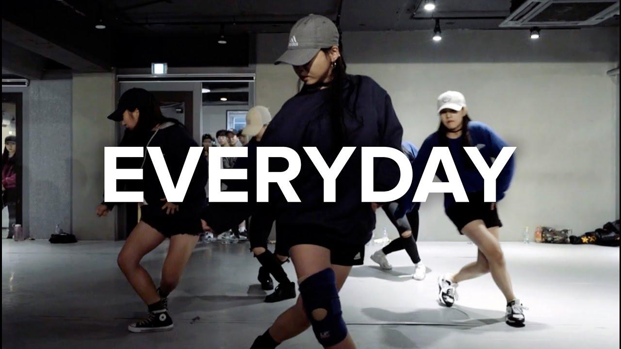 Download Everyday - Ariana Grande / Sori Na Choreography