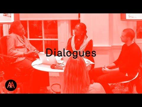 AA Dialogues: Yinka Shonibare with Elsie Owusu