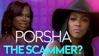 Kandi Burruss Blasts Porsha Williams for Faking Anger Management For RHOA