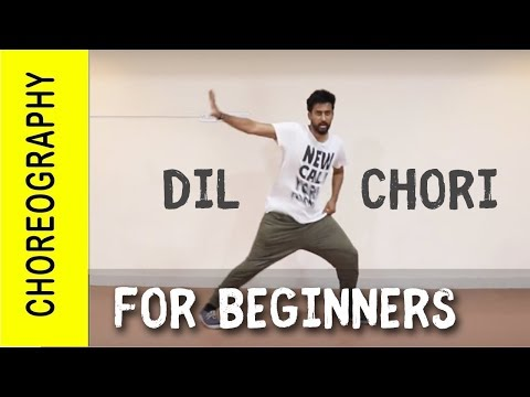 DIL CHORI Choreography for Beginners