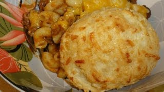 Red Lobster Biscuits Aka Cheddar Garlic Biscuit
