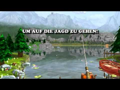 The Big Catch Trailer  - 3D Fishing Simulation Online Game