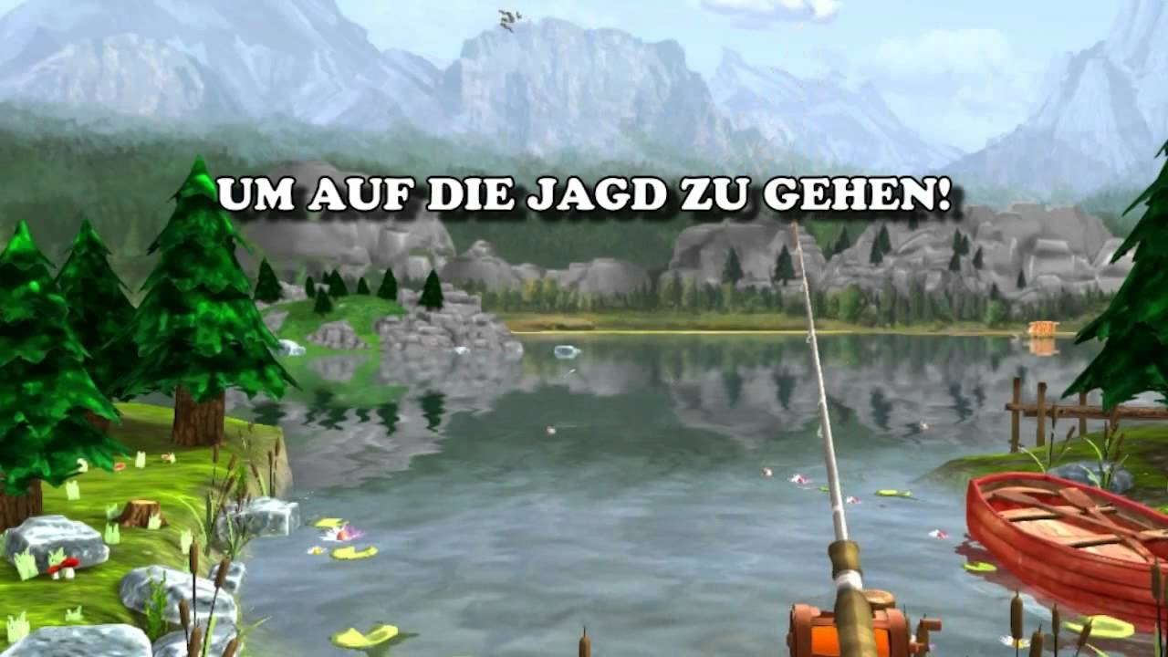 The big catch trailer 3d fishing simulation online game for Online fishing tournament