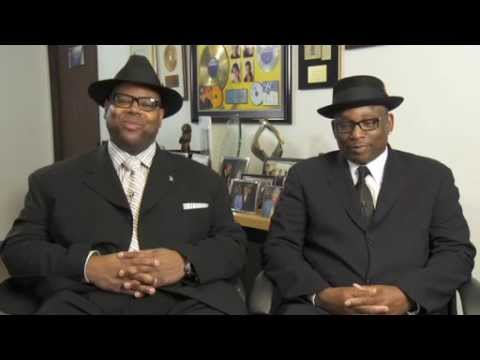 Tabu Records Re-Born 2013 - Jimmy Jam and Terry Lewis Interview Part 1