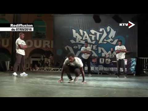 BOTY Mayotte 2016_Show chorégraphique_Bad Time
