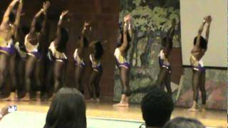 Purple Diamonds Dance Team Jackson, MS