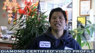 a1 performance auto repair diamond certified video profile