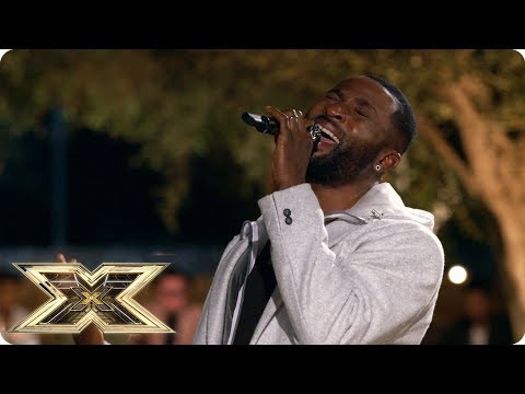 J Sol performs Rihanna for a shot at the finals | Judges' Houses | The X Factor UK 2018