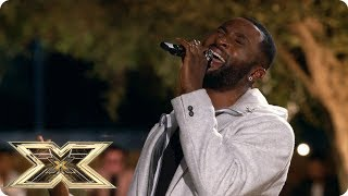 Gambar cover J Sol performs Rihanna for a shot at the finals | Judges' Houses | The X Factor UK 2018