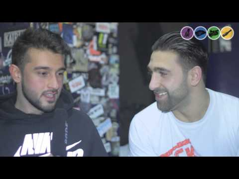 Sinan-G Wien Interview