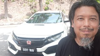 Honda Civic Type R lawat sekitar (walkaround)