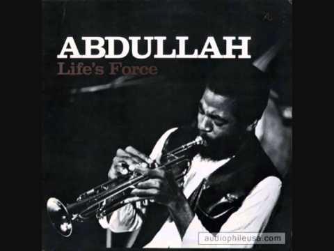 Ahmed Abdullah (Usa, 1978) -  Life`s  Force