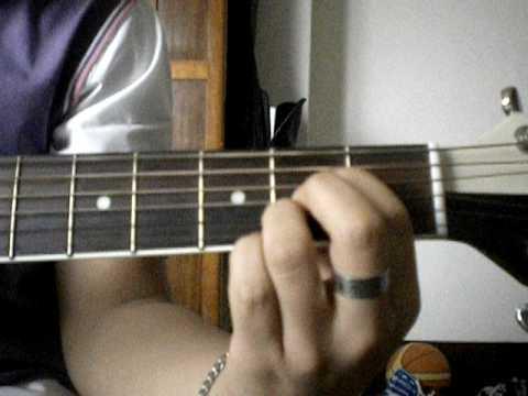 akoy sa iyo at ikay akin lamang guitar lesson.AVI