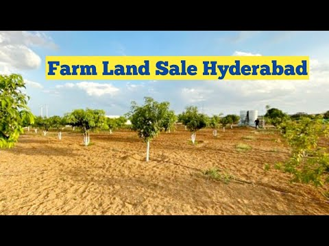 2 Acre Farm Land For Sale In Moinabad, Hyderabad || By Obula Srinivas