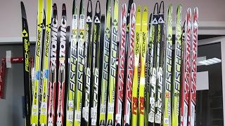От чего зависит скольжение лыж? Часть1.