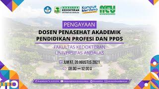 Pengayaan Dosen Penasehat Akademik Pendidikan Profesi dan PPDS | Medical Education Unit FK Unand