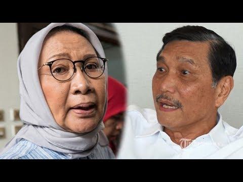 Ratna Sarumpaet Cekcok dengan Menteri Luhut, dan Diusir Keluarga Korban KM Sinar Bangun