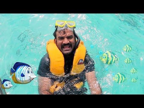 ലക്ഷദീപിൽ പോയാൽ scuba diving ചെയ്യണം |Scuba Diving at Lakshadweep