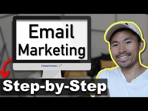 Email Marketing Guide for Beginners – STEP by STEP Tutorial!