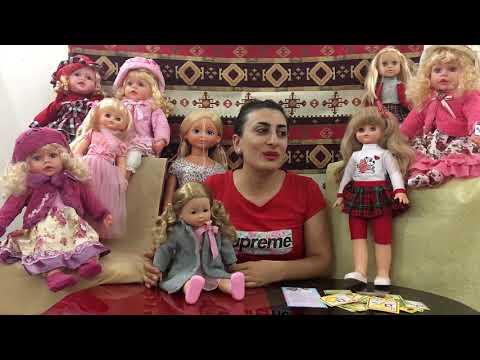 Փարթի Խանութի Խոսող Անի տիկնիկը. Talking doll Ani, Party Shop