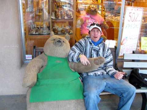 Poncho Bum Molests Care Bear