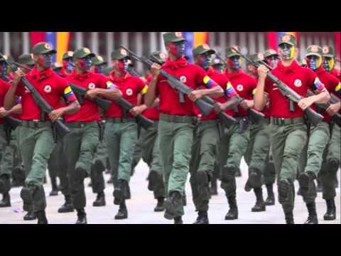 Brief slideshow of Venezuela recent history