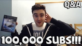 OMFG 100,000 SUBS!!! - 100k Subs Special Q&A - With A Massive Giveaway Thanks To @ElgatoGaming