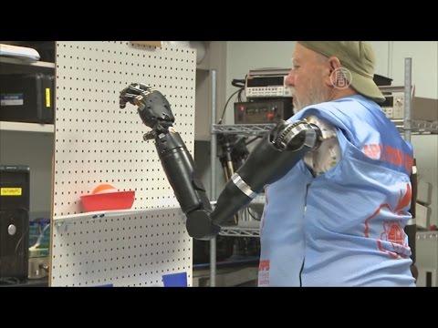 Ученые создали протезы,