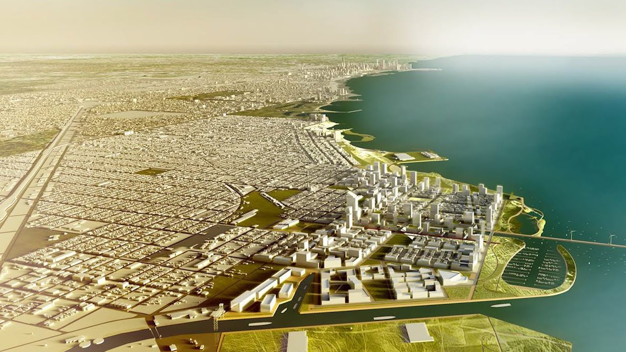 Lakeside merging urban design with scientific analysis youtube Urban design vs urban planning