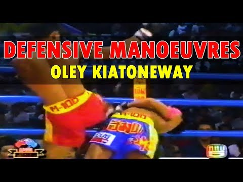Oley's Defensive Manoeuvres + Sweeps