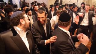 Crazy Dancing at Bentzy Klein's Wedding With Lipa, Beri, And Yoely Lebovits