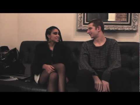 """Natalia Kills """"Mirrors"""" Interview w/ Alex Chapman of URB"""