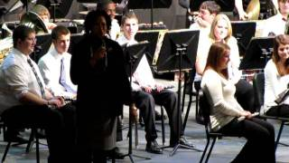 "JMRHS Symphonic Band - ""We Need a Little Christmas"""