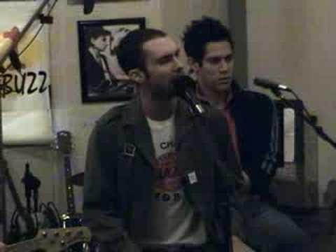 Maroon 5 at Sun Studio-
