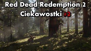 Red Dead Redemption 2 - Ciekawostki #2 - Meteoryt, Opętana kobieta, Hobbit i nie tylko