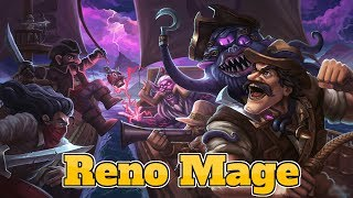 [Wild] Reno Mage The Boomsday Project | Hearthstone Guide How To Play