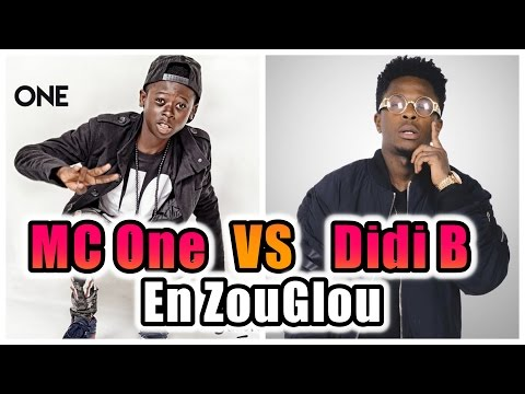🔴 MC ONE vs DIDI B des Kiff No Beat ►[En ZOUGLOU]