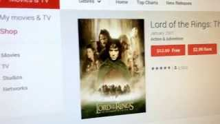 Download For Free - Lord of Rings : The Fellowship of The Ring