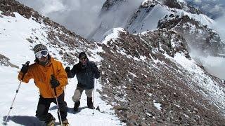 Turismo en Mendoza, Argentina. Cerro Aconcagua, Parque Provincial y Ruta 7