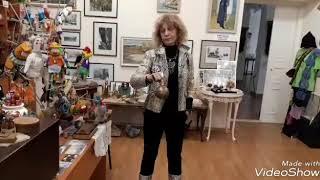 Репортаж от Петровны !!!! Истинный знаток камней и минералов